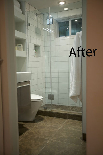 Image Result For Small Bathroom Makeover Photo Gallery