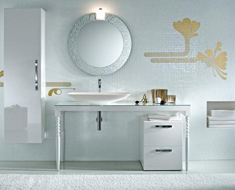 How to clean chrome bathroom fittings - Modern Bathroom Decor