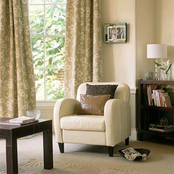 Art Deco Living Room Set: Living Room