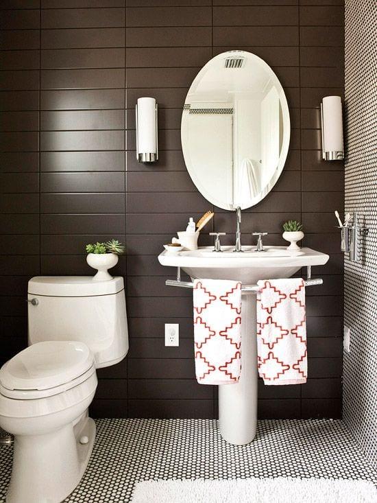 Bathroom Trend - Matte Tiles