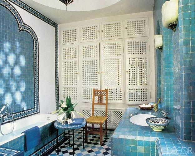 Step Into An Arabic Bathroom For An Otherworldly Experience