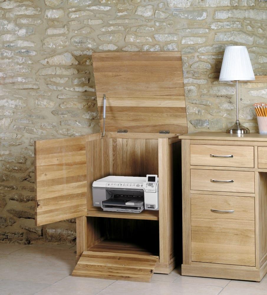 baumhaus hidden home office 2. mobel solid oak printer cupboard baumhaus hidden home office 2