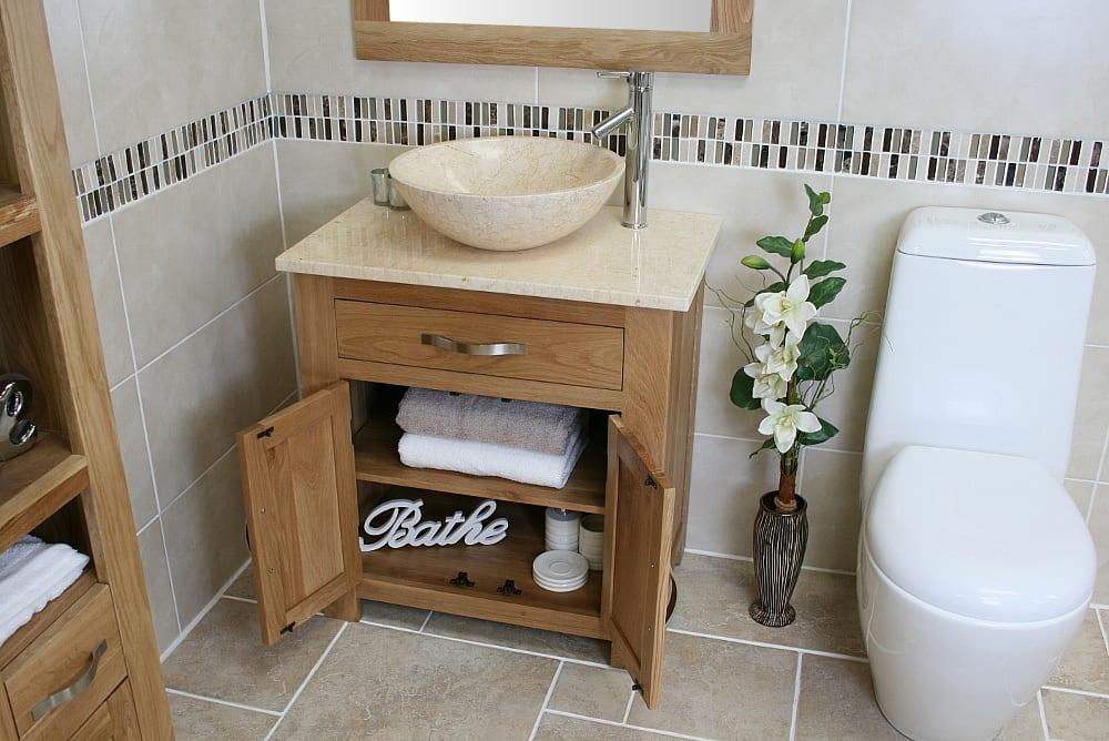 Vanity units winter sale at the bathrooms more store - Marble top bathroom vanity units ...