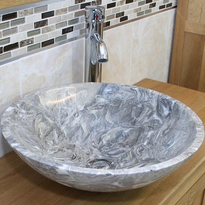 grey basin 700 x 700