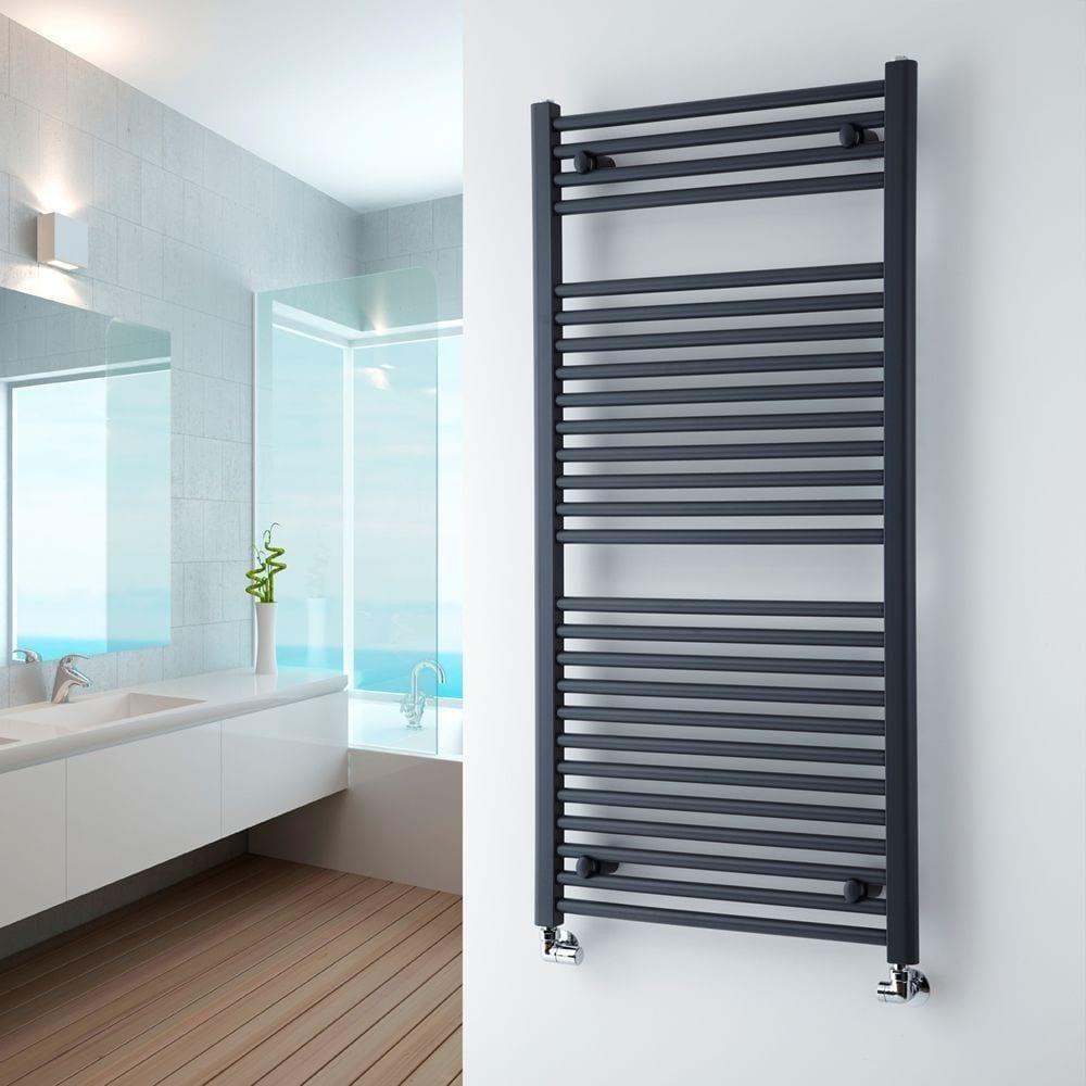 Heated Bathroom Towel Rails